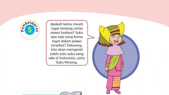 Kunci Jawaban Kelas 4 SD Tema 1 Halaman 59 60 63 Buku Tematik Subtema 1 Pembelajaran 5