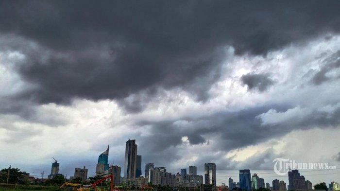 Info BMKG: Peringatan Dini Selasa, 9 Maret 2021, Cuaca Ekstrem Hujan Lebat di 21 Wilayah